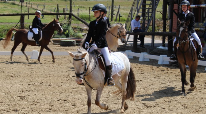 Sommerfest des Reitervereins Schleibacher Hof 2015